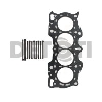 1990-2001 Acura Integra GS, LS, RS  1.8L I4 B18A1  Multi-layered Steel Head Gasket and Head Bolts