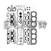 1988-2000 Mitsubishi, Chysler, Dodge, Plymouth 3.0L V6 Graphite Head Gasket Set, Lifters (12)