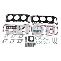 Head Gasket Set Head Bolts Lifters Kit For 2004-2011 Ford Mazda Mercury Land Rover 4.0L V6 MLS