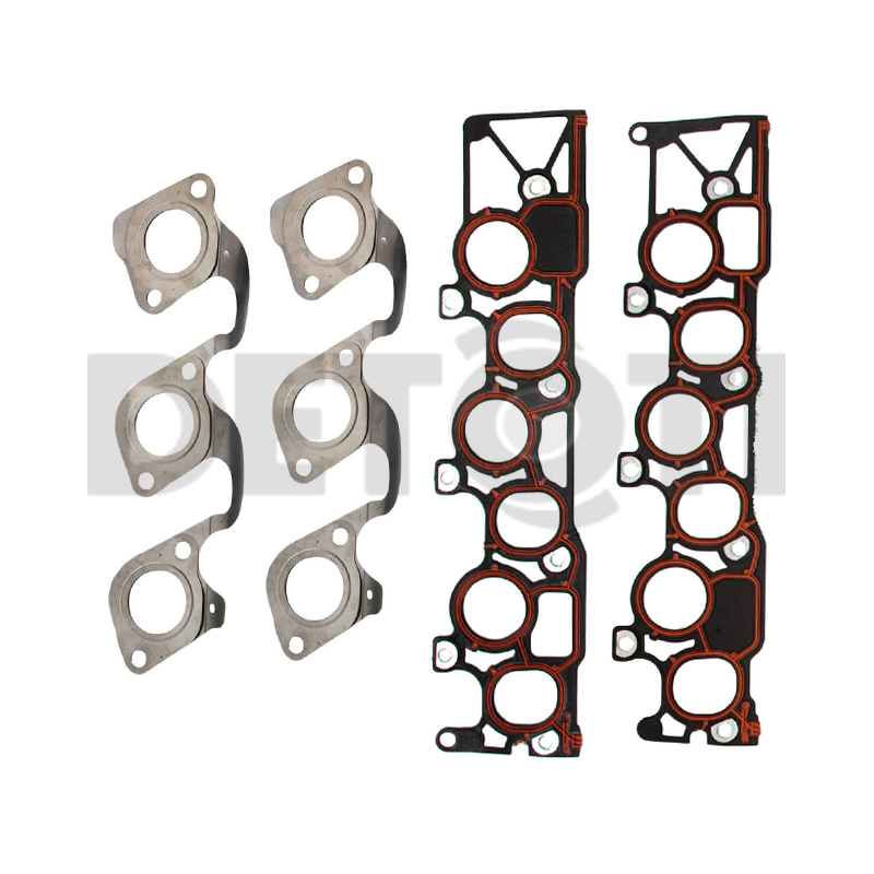 Ford F 150 2000 Cylinder Head Gasket: 1998-2004 Ford Mustang, E150, E250, F150 3.8L, 4.2L V6 MLS